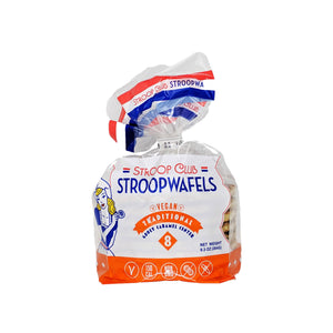 Vegan Stroopwafels - Packs of 8