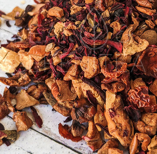 Spiced Orchard Apple - Herbal Loose Leaf Tea