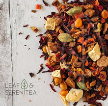 Load image into Gallery viewer, Pumpkin Pie - Herbal Loose Leaf Tea