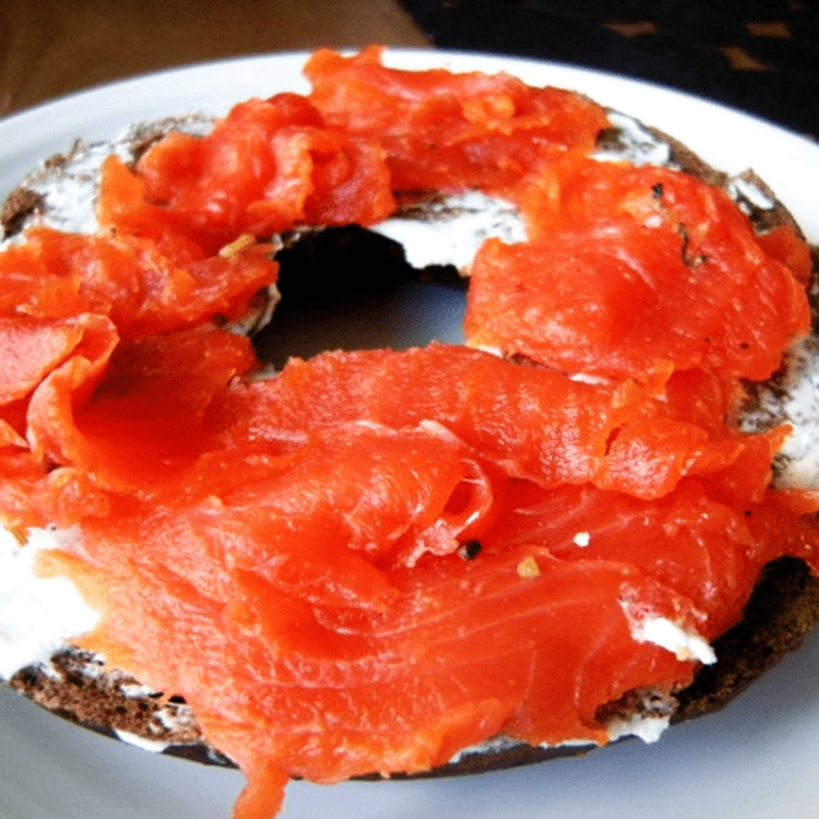 Smoked Salmon Trim