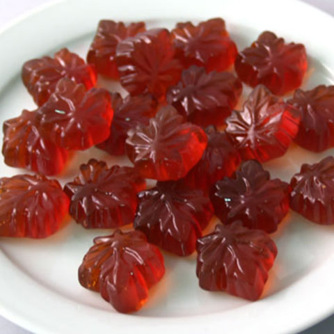 Maple Syrup Hard Candy