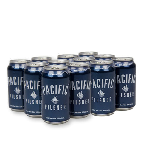 Pacific Western Brewing's Pilsner Beer