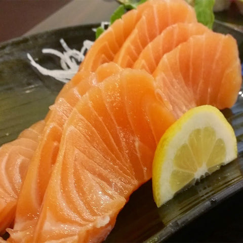 Fresh King Salmon Sashimi Grade