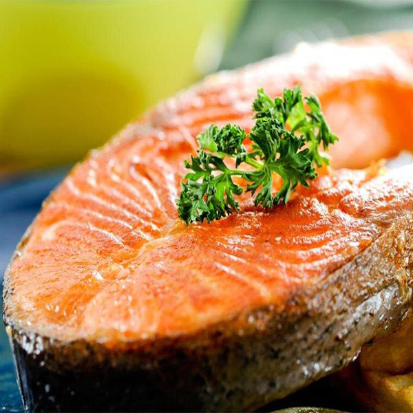 Whole King Salmon Lightly Salted over 2kg