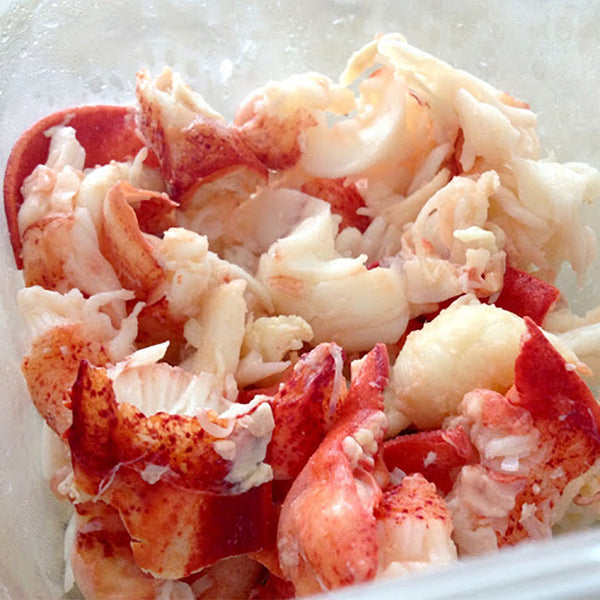 Wild Atlantic Lobster Meat