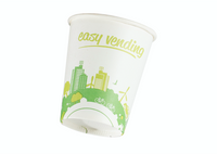Vaso Compostable 6oz 180 cc