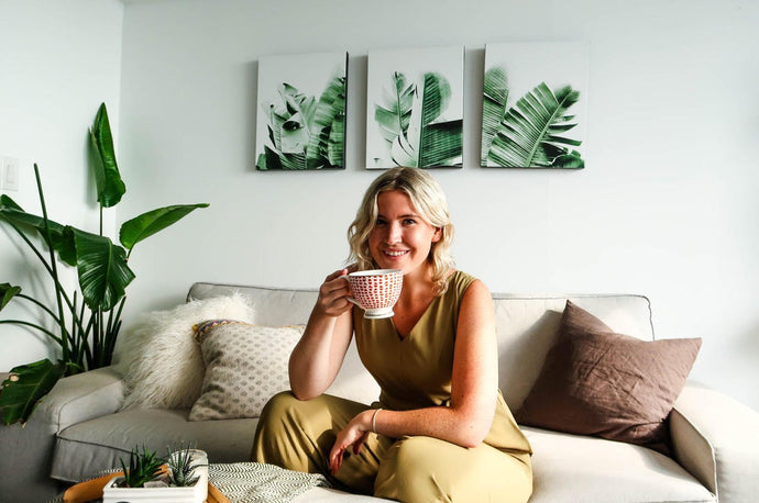 Ashwagandha + Chill with the CEO of Lake + Oak Tea Co., Meredith Youngson