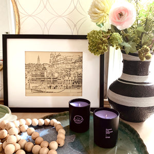 A Candle Collaboration with Lohn