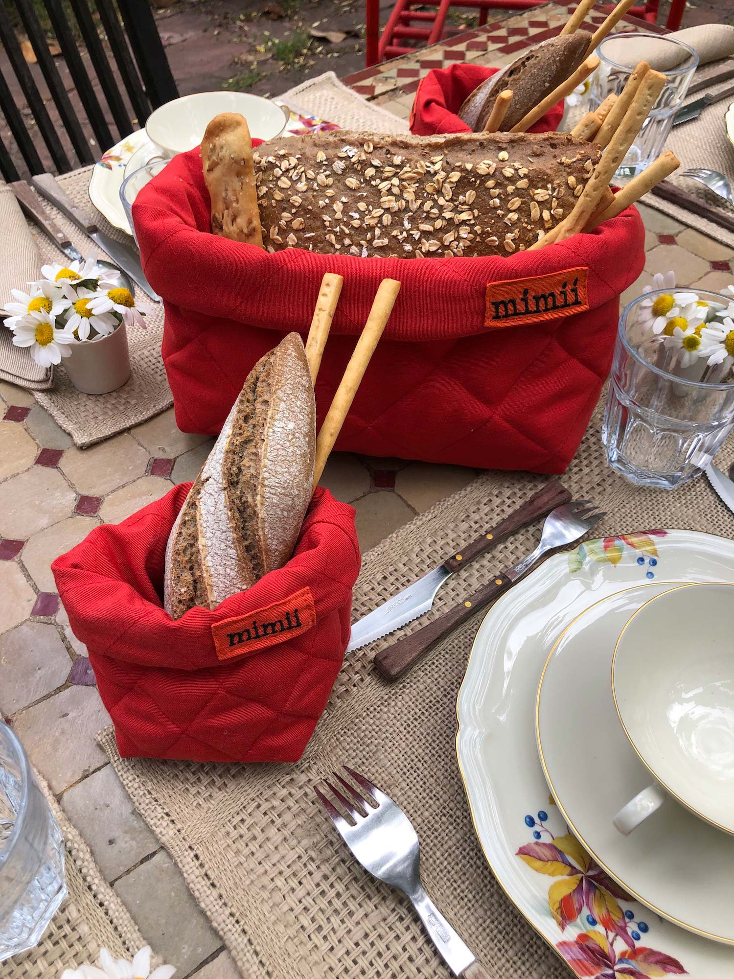 Prunus Basket Set