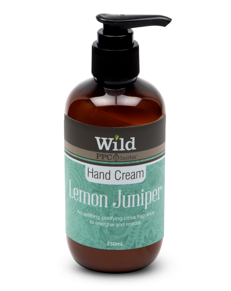 Wild Lemon Juniper Hand Cream