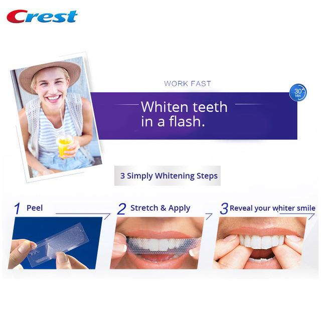 crest teeth whitening strips uk
