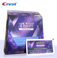 Load image into Gallery viewer, Crest 3D Professional Effects Teeth Whitening Strips Whitestrips Luxe