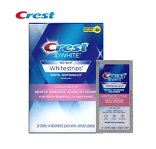 Load image into Gallery viewer, Crest 3D White Whitestrips Gentle Routine- Teeth Whitening Kit