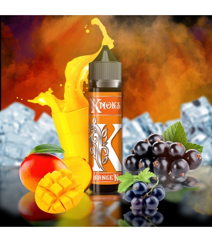 Knoks Orange K 50ml By JMM