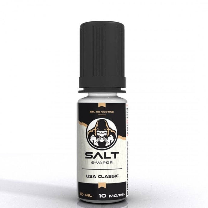 Salt E-Vapor: USA Classic 10ml - Le French Liquide