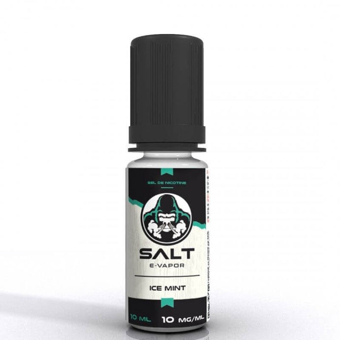 Salt E-Vapor: Ice Mint 10ml - Le French Liquide