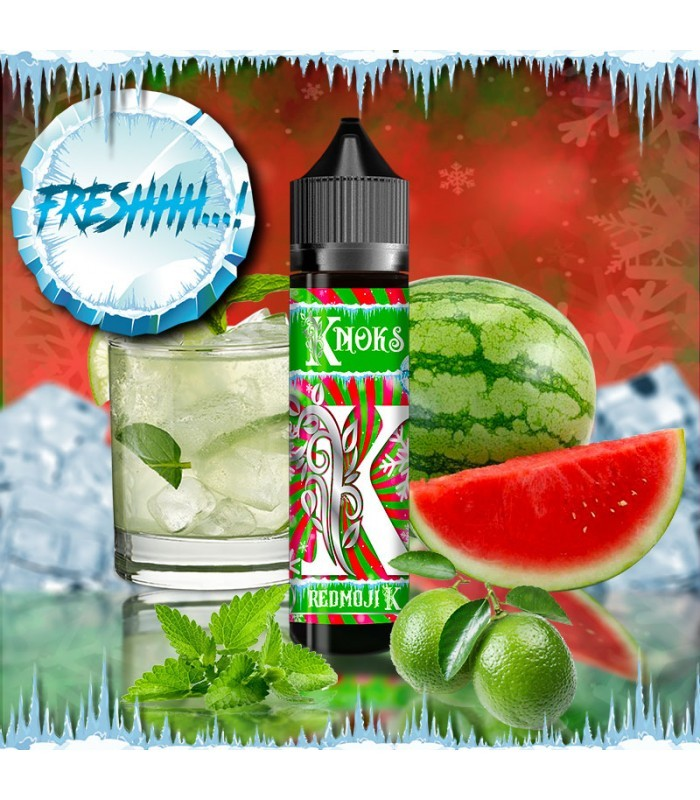 Knoks Redmoji K Freshhh 50ml By JMM