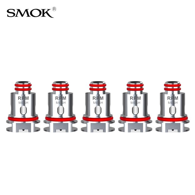 Résistances RPM - Smoktech