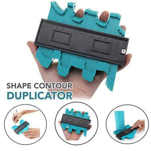 (2019 Upgraded)Shape Contour Gauge Duplicator