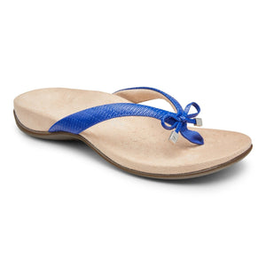 2020 New Vionic Leather Thong Sandals