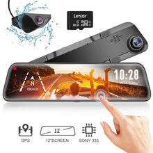 Load image into Gallery viewer, (50% OFF)LCD DVR Video Dash Cam Recorder| 1080P FHD CAMERA-Free Shipping +Free 32GB SD Card