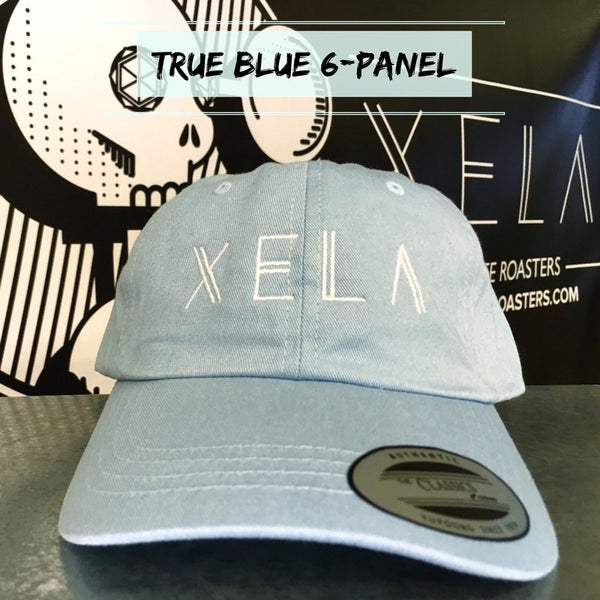 True Blue 6-Panel Hat