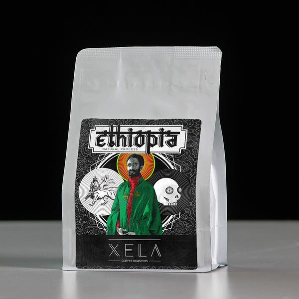 Ethiopia Natural Process