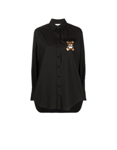EMBROIDERED TEDDY SHIRT