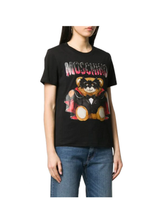(03) BAT TEDDY BEAR TEE