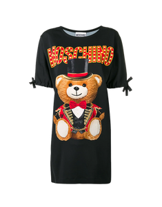 【LIVE SP】 CIRCUS BEAR SATIN TEE DRESS (SIZE 36)
