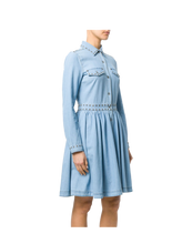Load image into Gallery viewer, DRESS CHAMBRAY