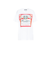 Load image into Gallery viewer, BUDWEISER OVER-FIT T-SHIRT WHITE
