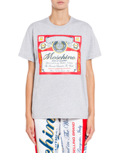 Load image into Gallery viewer, BUDWEISER OVER-FIT T-SHIRT GREY
