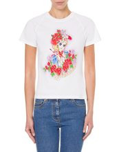 Load image into Gallery viewer, ANTONIETTE PRINT REGULAR FIT TEE