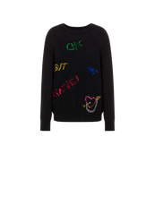 Load image into Gallery viewer, MULTICOLOR SEQUINS WOOL SWEATER