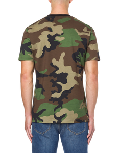 JERSEY T-SHIRT CAMOUFLAGE