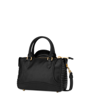 Load image into Gallery viewer, BIKER HANDBAG BLACK