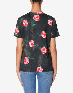 ROSES DOUBLE QUESTION MARK T-SHIRT