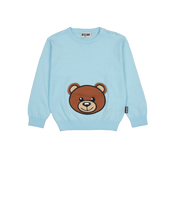 Load image into Gallery viewer, (62) BABY TEDDY LOGO SWEATSHIRT Blue