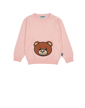 Load image into Gallery viewer, BABY TEDDY LOGO SWEATSHIRT Pink