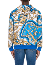 Load image into Gallery viewer, TECHNICAL SWEATSHIRT MACRO FOULARD