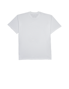 EXCLUSIVE LARGE TEDDY TEE White