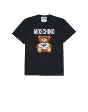 Load image into Gallery viewer, EXCLUSIVE LARGE TEDDY TEE Black
