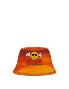 Palace Sunset Print Hat