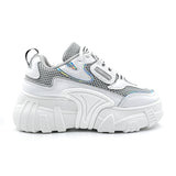 Zapatilla urbana White Color / Modelo CZ48