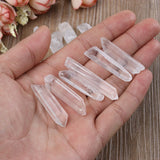 1PC Clear Quartz Polished Crystals 3-5 cm