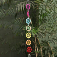 1PC Novelty Chakra Muladhar Colorful 20.86 inches