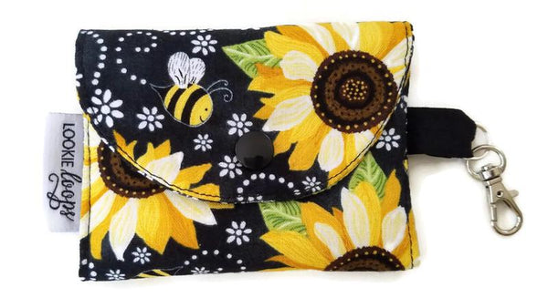 Bee Happy Grab & Go Wallet