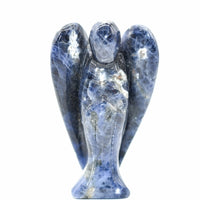 Beautiful Crystal Angel Carvings