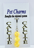 Pet Charm - CALCITE
